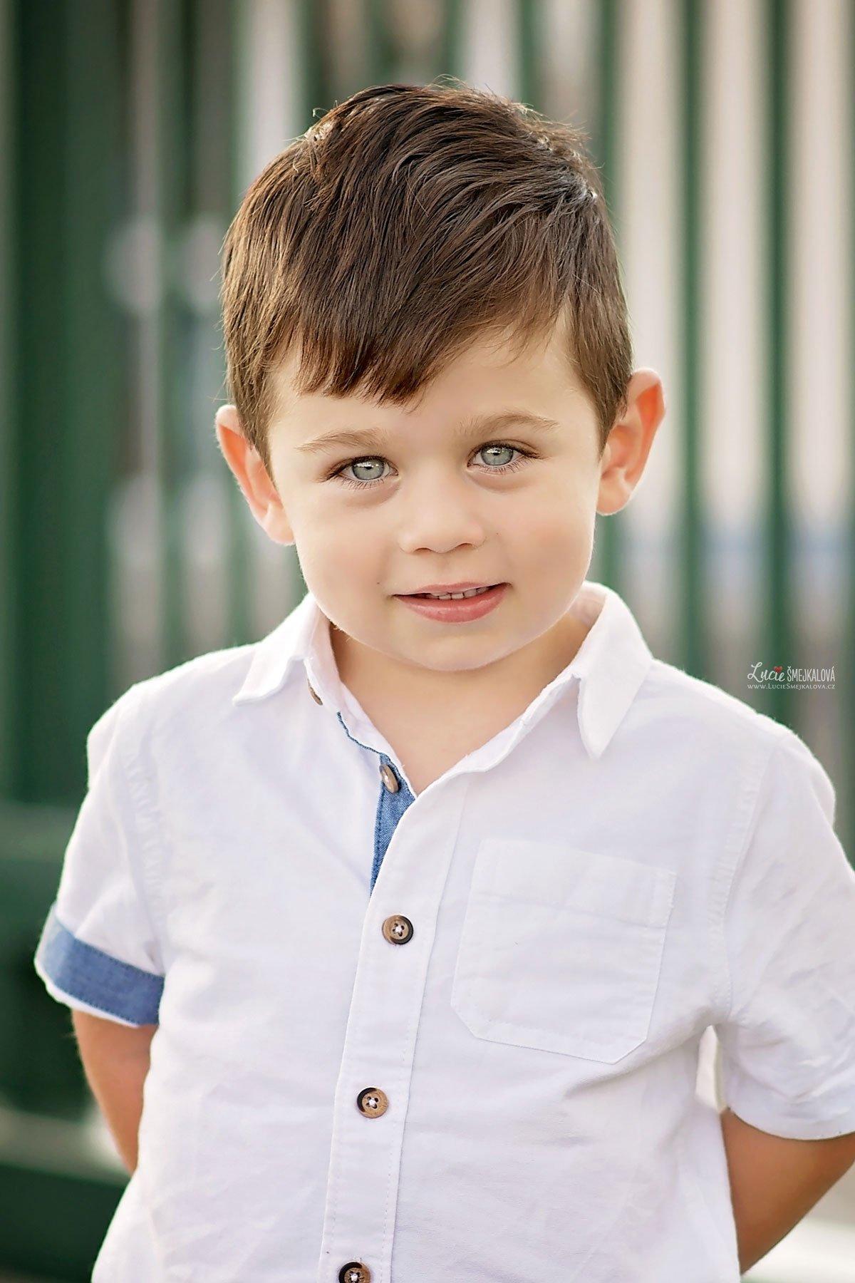 portrét děti