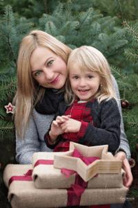 vánoční focení příbram